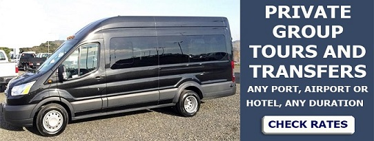 Private van rental